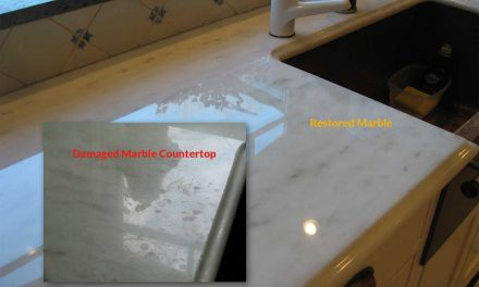 How is Marble Polished