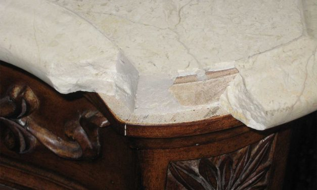Marble Chip and Scratch Repair