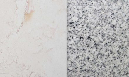 Differences in Marble and Granite
